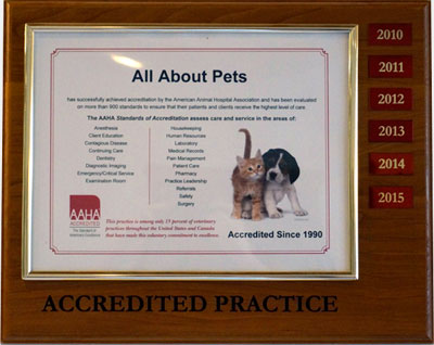 AAHA Certified