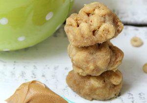 Peanut Butter Cheerio Dog Treat