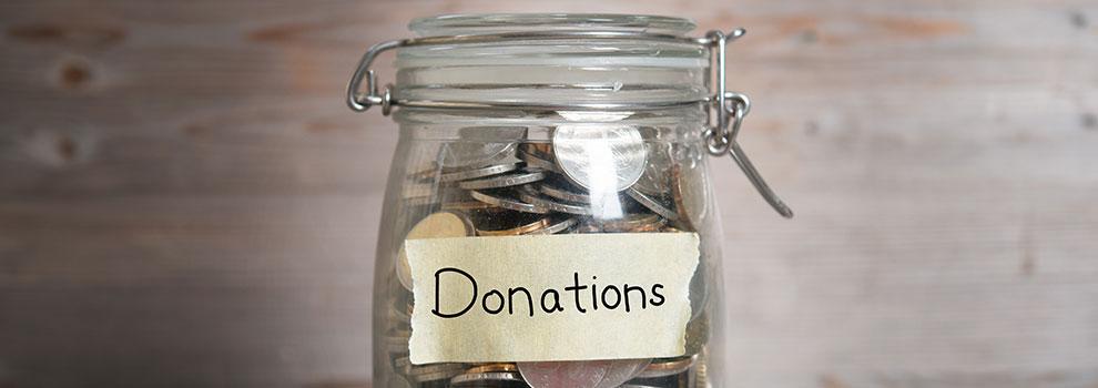 Help Get Donations